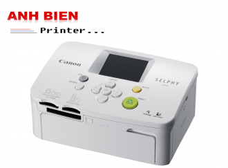 Máy in ảnh nhiệt Canon Selphy CP760