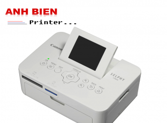 Máy in ảnh nhiệt Canon Selphy Cp810